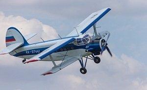 На Кубани самолёт Ан-2 упал в воду