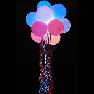 Доставить гелевые шарики – гарантировать человеку хорошее настроение