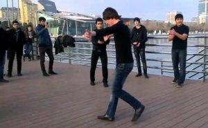 В Геленджике задержаны танцевавшие лезгинку