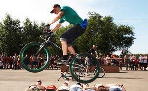 Краснодар готовится к показательным выступлениям по велотриалу