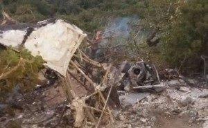 На Кубани на месте разбившегося прогулочного вертолёта уже нашли «чёрные ящики»