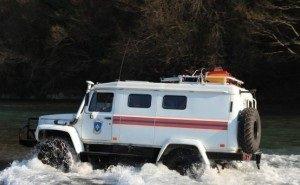 В Сочи спасли 19 человек, отрезанных от берега из-за подъёма воды в реке