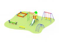 Детские площадки Kinderboom – яркие краски, качество, надежность