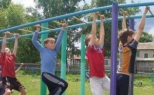 В некоторых кубанских школах вообще нет спортзалов