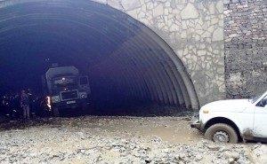 Сошедший в горах Сочи сель заблокировал туристов