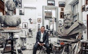 После трагической смерти Аполлонова загадочно исчезли все его работы