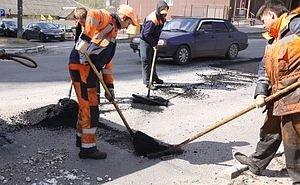 Кондратьев раскритиковал ремонт дорог в Краснодаре