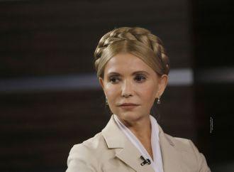 Юлия Тимошенко – один из лидеров на политической арене страны