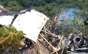 Ущерб заповеднику «Утриш» от крушения вертолёта оценили в 4 млн рублей