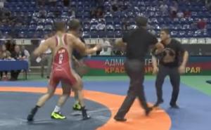 Ничего святого: на турнире памяти Бесика Кудухова произошла массовая драка