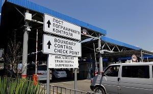 Границу в Сочи за курортный сезон пересекло рекордное количество автомобилей