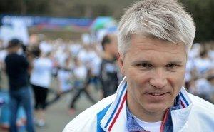 Министр спорта РФ Павел Колобков посетил спортплощадки на Фестивале молодёжи в Сочи