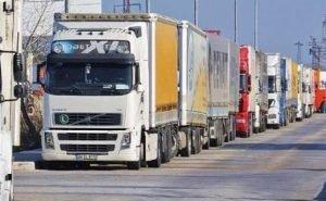 Дальнобойщиков штрафуют на Кубани на 300 тысяч рублей