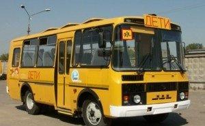 На Кубани в ДТП попал автобус с детьми