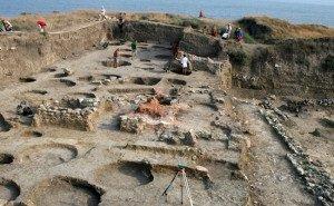 Место древнего города в музее «Фанагория» посетило около 4 тыс. туристов