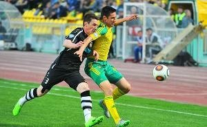 Без денег, но с голами: «Кубань» дома обыграла «Тюмень»