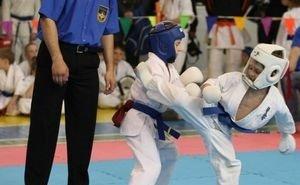 В Сочи проходит финал летней Спартакиады по киокусинкай среди учащихся