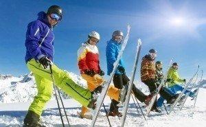 В Сочи официально дан старт горнолыжному сезону