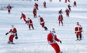 На горнолыжных курортах Сочи праздновать Новый год начнут с 29 декабря