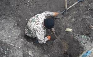 В Новороссийске строители наткнулись на человеческие кости