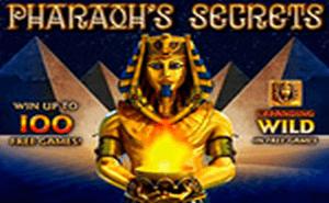 Игровой автомат Pharaoh's secrets в казино Адмирал