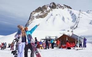 На рождественские праздники отели на горнолыжных курортах в Сочи загружены на 100%