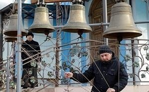 В Краснодар на «Святочный перезвон» приехали лучшие звонари