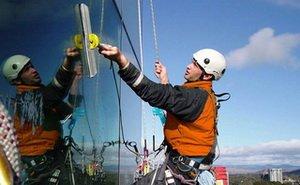 Промышленный альпинизма: виды работ, обучение специалистов