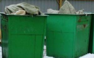 Женщина обманула, что нашла ребёнка в мусорном баке