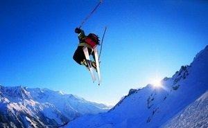В Сочи насмерть разбился лыжник