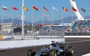 Трассу «Формулы-1» в Сочи хотят подарить