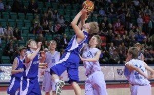 В Краснодаре провели осмотр детей для резерва в сборную России по баскетболу