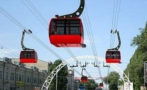 Станет ли «канатное метро» в Краснодаре реальностью?