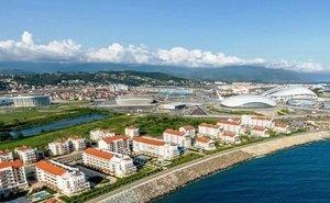 На инвестфоруме в Сочи выставляют на продажу «олимпийскую» недвижимость