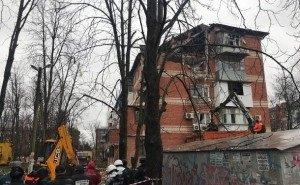 Злоупотребление алкоголем привело к взрыву газа в жилой пятиэтажке Краснодара