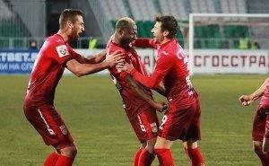Футболисты «Уфы» увезли из Краснодара победу