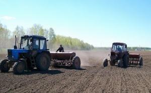 Кубанские аграрии уже начали весеннюю посевную
