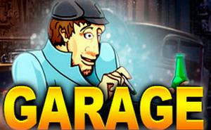 Ностальгический игровой автомат «Garage» в казино Вулкан 24