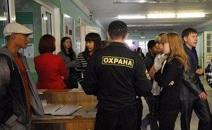 В сочинской школе старшеклассники избили своего охранника