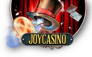 Онлайн казино Джойказино - надежное виртуальное игровое заведение