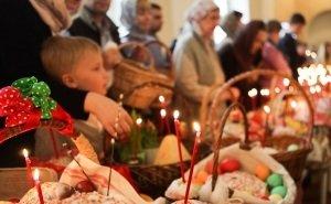 В кубанских храмах прошли ночные пасхальные богослужения