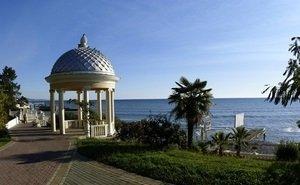 Сочи попал в ТОП-10 самых посещаемых иностранцами городов России