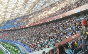 На матчи ЧМ-2018 в Сочи продано 85% билетов