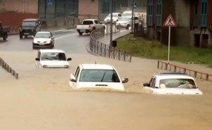 Угроза паводков сохраняется для 25 муниципалитетов Кубани