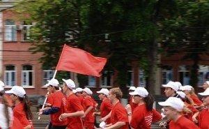 Краснодар принял Всекубанскую легкоатлетическую эстафету ко Дню Победы