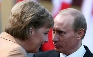 Меркель в мае собирается в Сочи