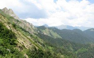 В горах Сочи насмерть разбился турист