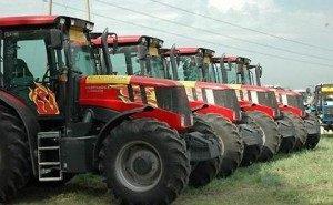 На Кубани впервые в России начали централизованно переводить сельхозтехнику на газ
