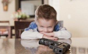 На Кубани обеспокоены чрезмерным интересом детей к оружию