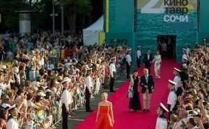 В Сочи открывается главный российский кинофестиваль